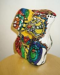 Skulptur - Frauentorso